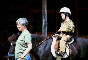 EQUINE THERAPY AND AUTISM: THEY'RE NOT JUST HORSING AROUND, WWW.B12PATCH.COM