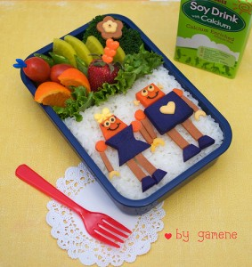 GLUTEN-FREE BENTO BOXED LUNCHES FOR CELIAC DIETING, PART 2, WWW.B12PATCH.COM