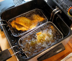 BREAKING NEWS ON HEART HEALTH- FRIED FOOD IS FINE FOR YOUR HEART, B12 PATCH