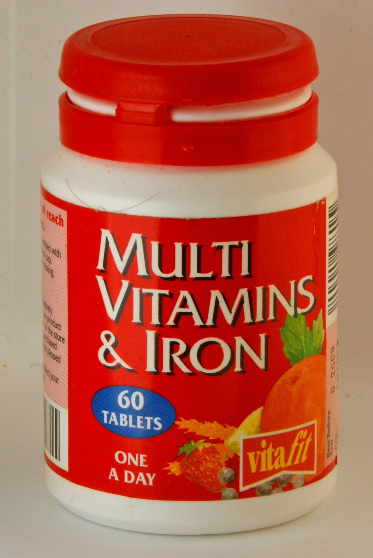Iron Supplementation Typically Not Recommended for Postmenopausal Women